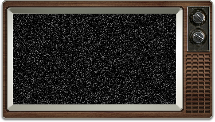 Image of a television screen